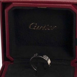 Jewelry - Cartier love ring